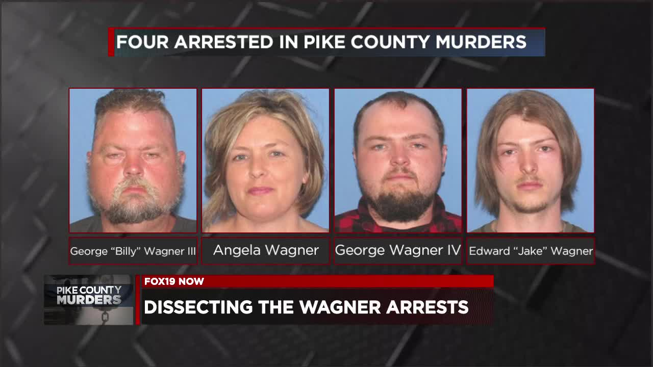 Wagner family members arrested in execution-style murders of