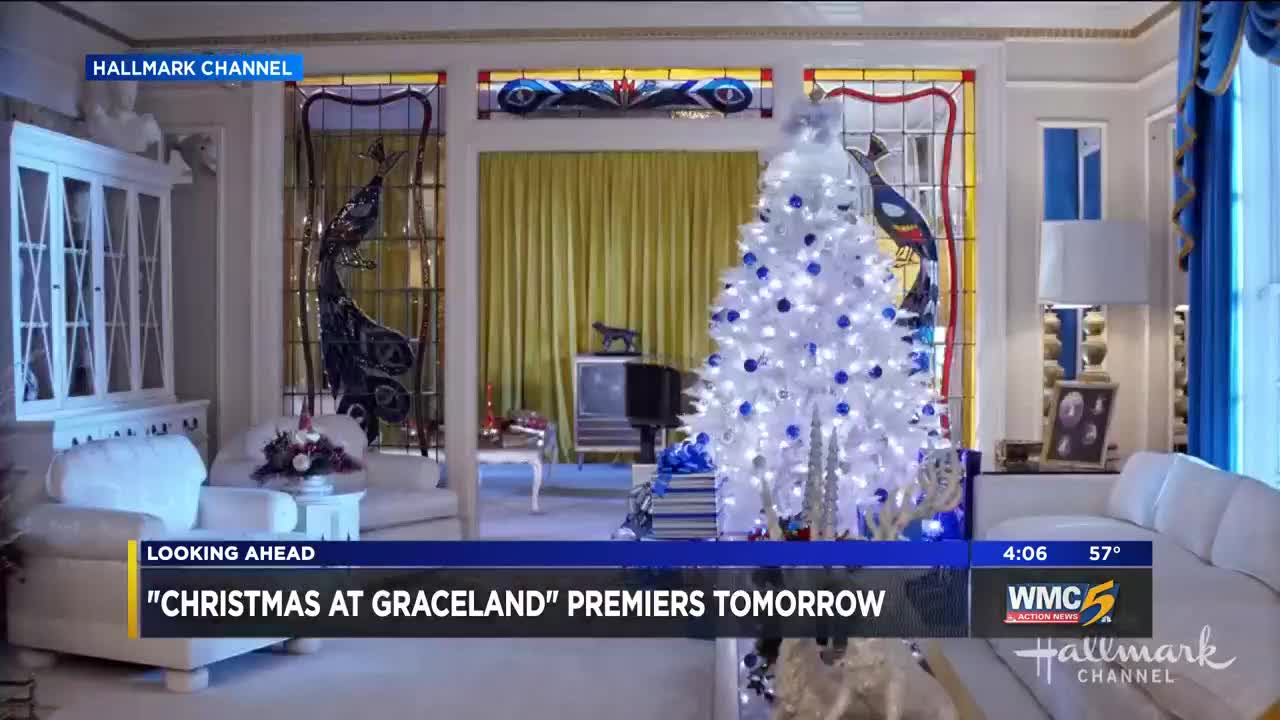 Christmas At Graceland Hallmark.Christmas At Graceland Set To Premiere On The Hallmark Channel