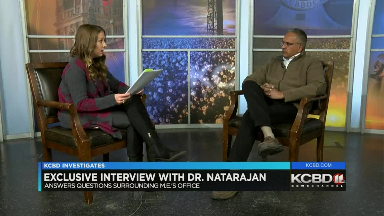KCBD Investigates: Exclusive Interview with former Lubbock County