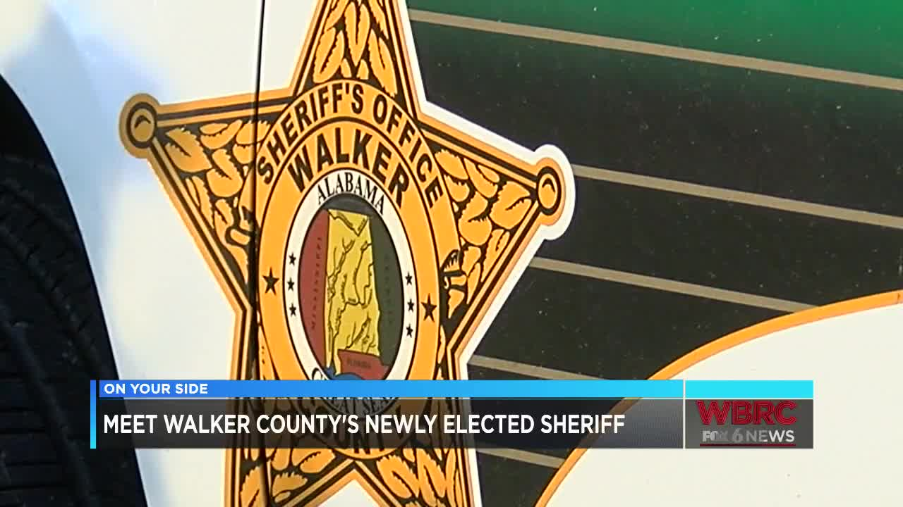 New Walker County Sheriff-elect hoping to make a difference