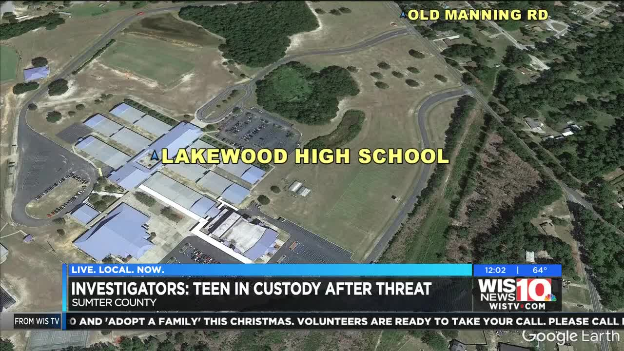 UPDATE: 14-year-old SC student posts second social media ... on