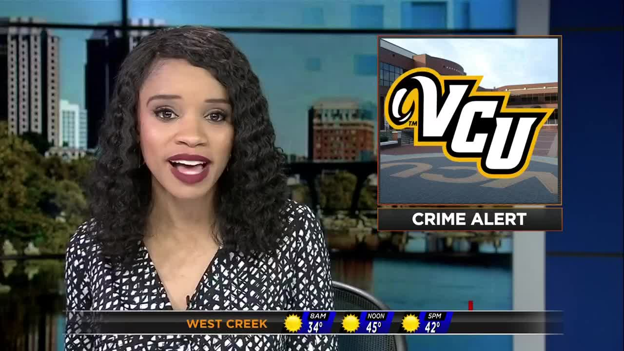 VCU Police issue alert after paintball incident