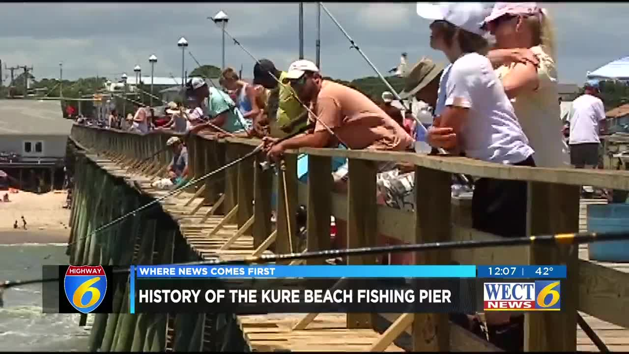 Highway 6: Kure Beach Fishing Pier stays in the family