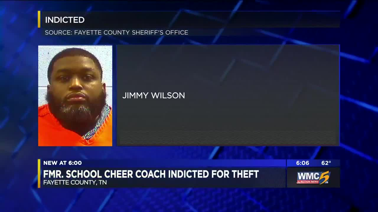 Ex-Fayette County cheer coach indicted for theft