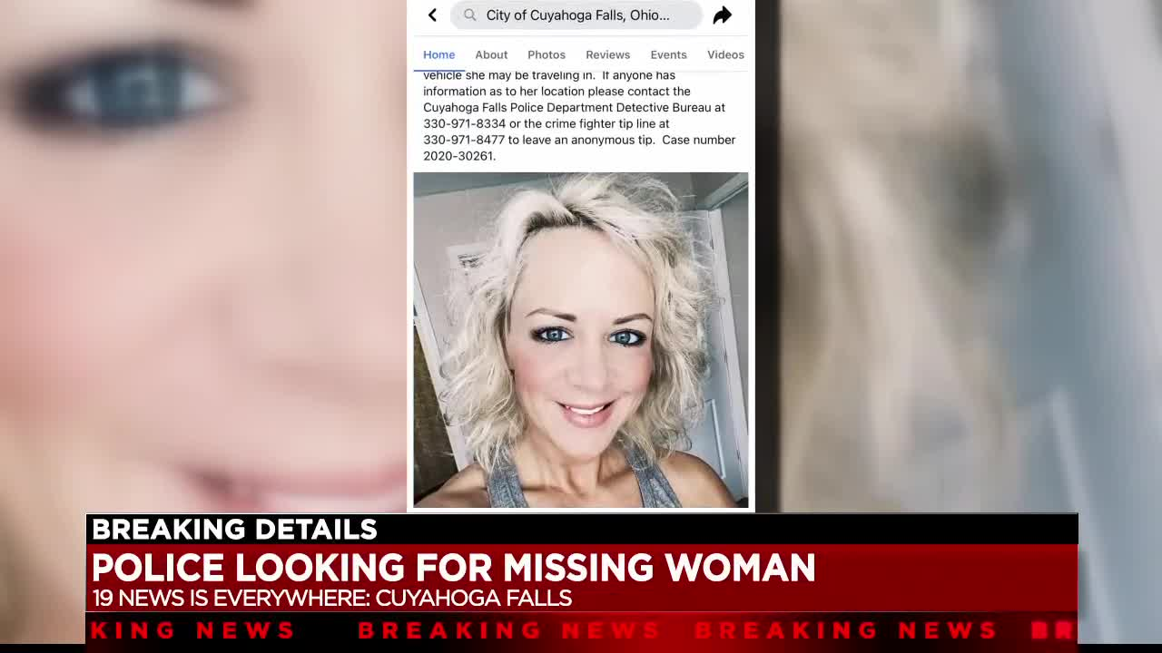 45 Year Old Cuyahoga Falls Woman Missing Under Suspicious Circumstances Current weather in cuyahoga falls and forecast for today, tomorrow, and next 14 days. 45 year old cuyahoga falls woman