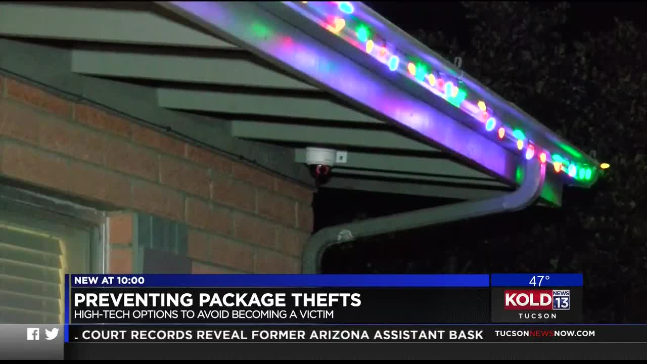 Porch Pirate Protection Grinch Hits Sierra Vista Home