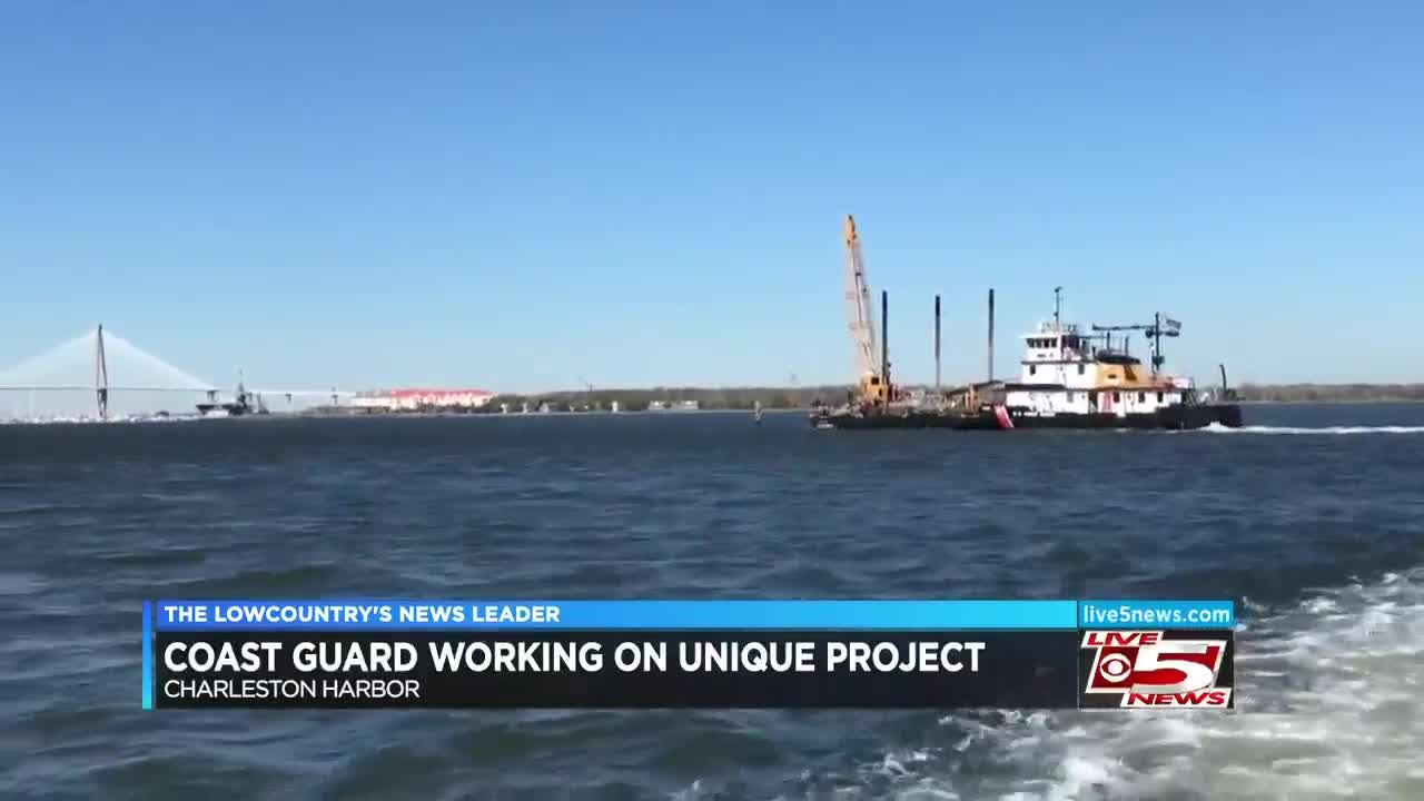Image result for PHOTOS OF Coast Guard Sector Charleston