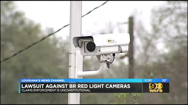 Attorneys sue for decades worth of traffic camera fines to