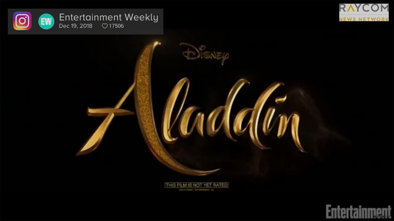 Don T Worry Will Smith Will Be A Blue Genie In Aladdin The
