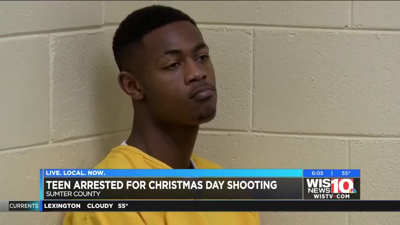 Deputies in Sumter Co  arrest shooting suspect, search for